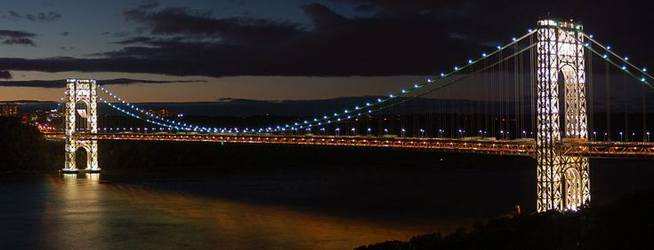 George Washington Bridge - Wikipedia, the free encyclopedia