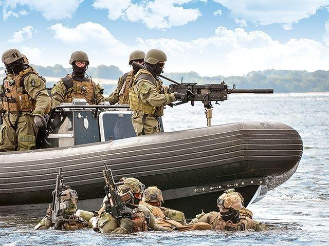 Bundesmarine Kampfschwimmer