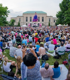 Ann Arbor Summer Festival: June 14th - July 7th, 2013