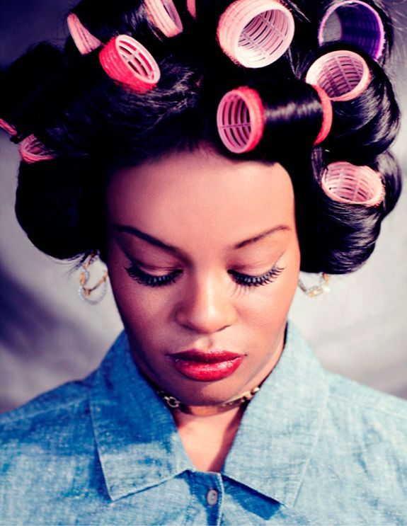 Our 6 Top Tips For The Perfect Roller Set  Read the article here - http://www.blackhairinformation.com/general-articles/tips/6-top-tips-perfect-roller-set/