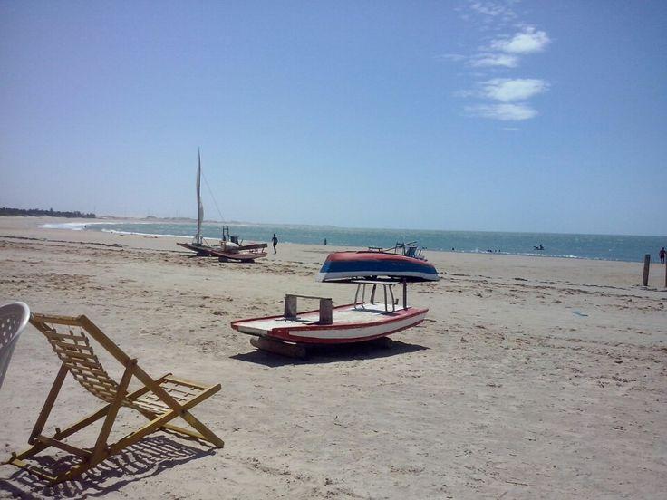 Praia de Flecheiras em Trairi, CE