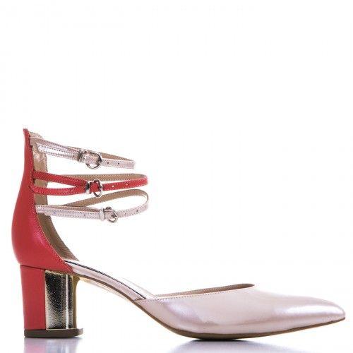 #CONDURbyalexandru #Shoes #2015 #Spring #Summer@1517 Corai cu nude
