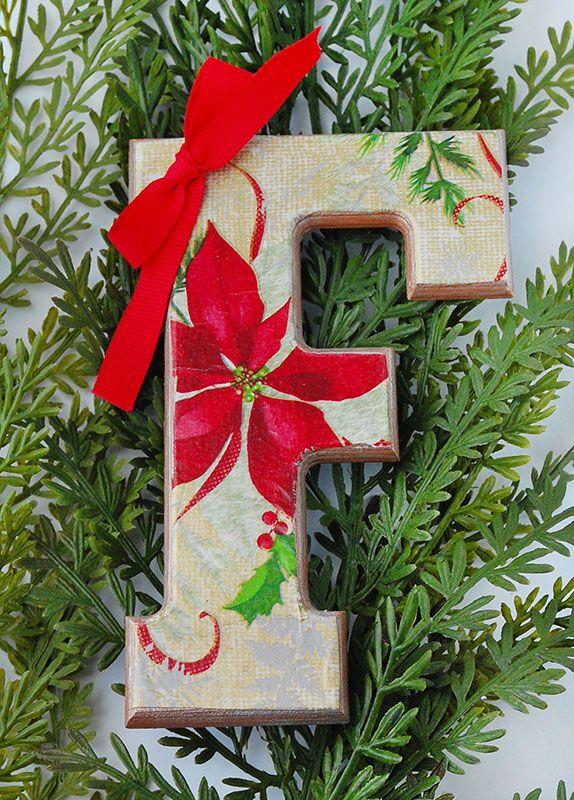 DIY Christmas Gifts - DIY Christmas Ornaments