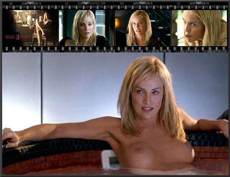 Yahoo Upskirt Sharon Stone 9