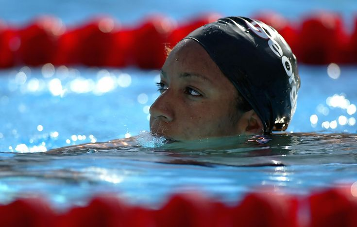 Maritza Ritz Correia (born December 23, 1981 in San Juan, Puerto Rico) is the first black Puerto Rican in the U.S. Olympic Swimming Team and the first Black American to set an American and World swimming record.