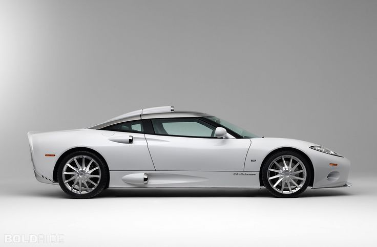 2011 Spyker C8 Aileron