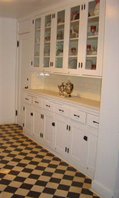 Photo Of Authentic 1920 S Kitchen Love The Floor