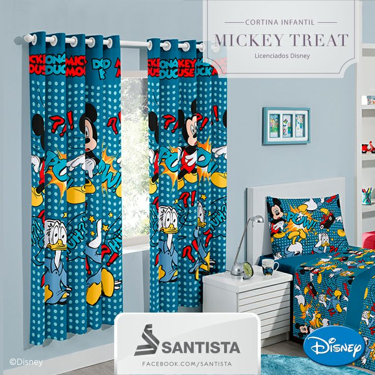 40 best images about cortinas on pinterest designers - Cortinas infantiles disney ...