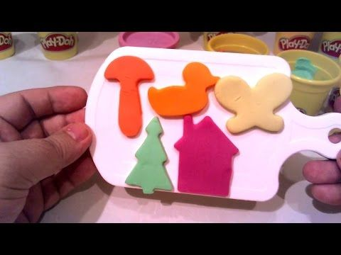 Modeling Clay Fun Creative Learn Colors With Play Doh