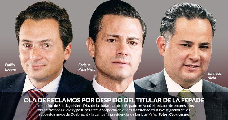 México, a nueve meses de las elecciones presidenciales y en medio de una crisis de impunidad, no cuenta con fiscales por falta de voluntad política, lo que abona a la desconfianza en las instituciones y, ante ello, el Congreso debe ser contrapeso, aseguraron voces del sector político, empresarial y
