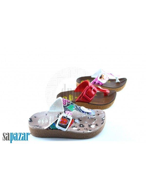 Gezer 9868 Bayan Filet Kiz Parmak Terlik Karisik Sandalet Terlik Barista