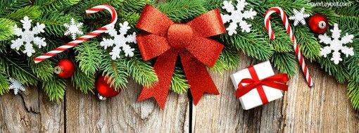 Christmas Decorations and Gifts Facebook Cover