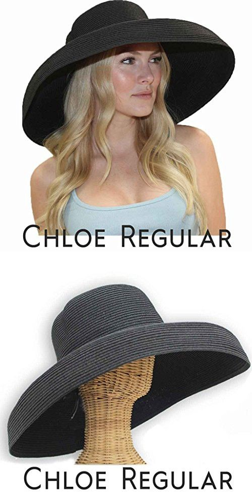 82e2b331770b4 Chloe Wide Brim Derby Hat Women s Dress Sun Hat Fancy Tiffany Style  (Regular