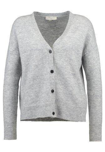 Köp Selected Femme SFHELKA - Kofta - light grey melange för 599,00 kr (2018-01-26) fraktfritt på Zalando.se