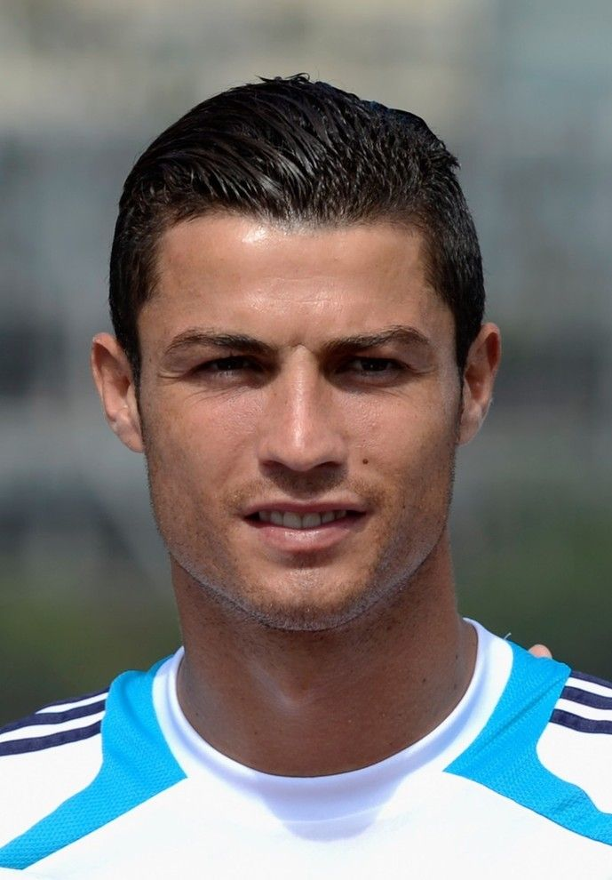 Cristiano Ronaldo Frisur Real Madrid Ronaldo Cristiano Ronaldo