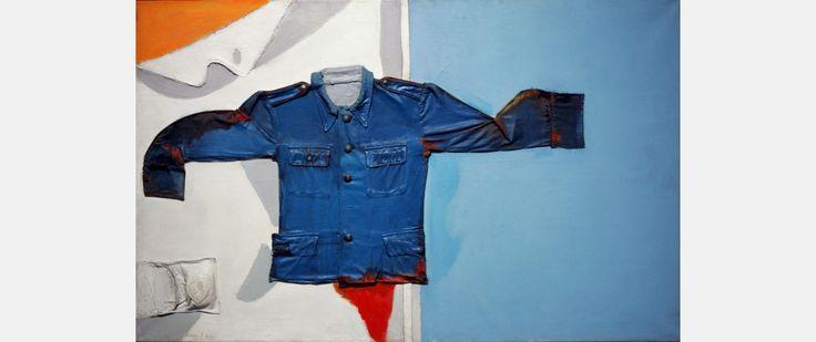 Tadeusz Kantor - Emballage (1968) http://culture.pl/pl/tworca/tadeusz-kantor