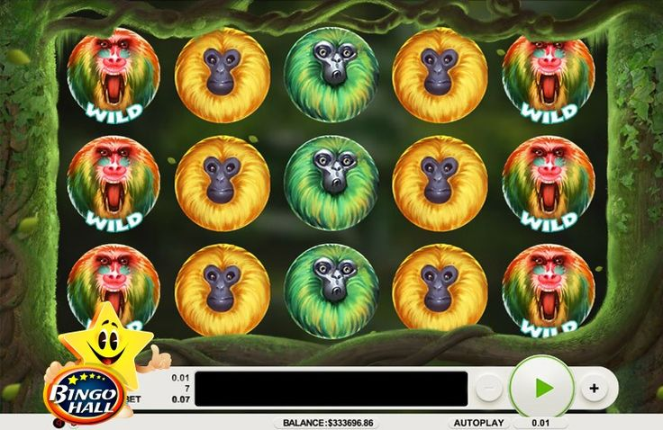 Our newest online slots game! Give it a try!