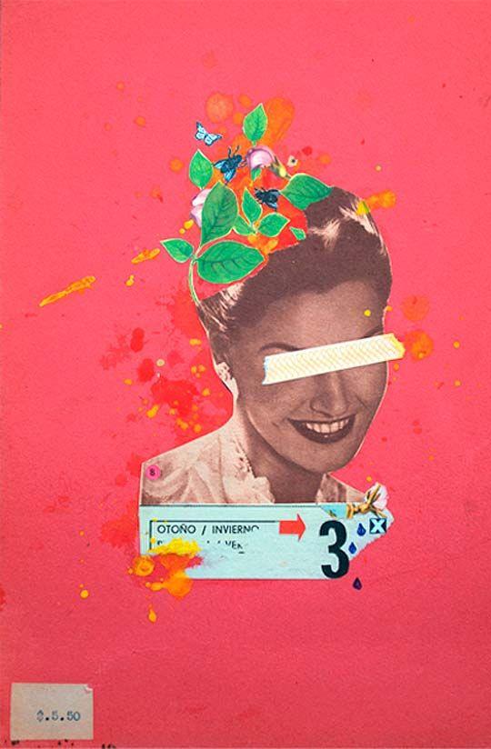 Collage de PAZ BRARDA