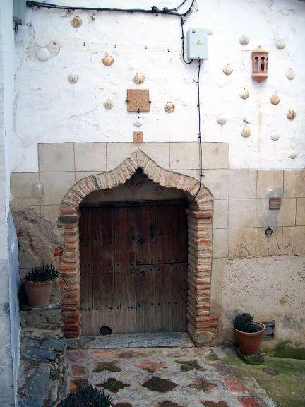 Una Puerta mudéjar.