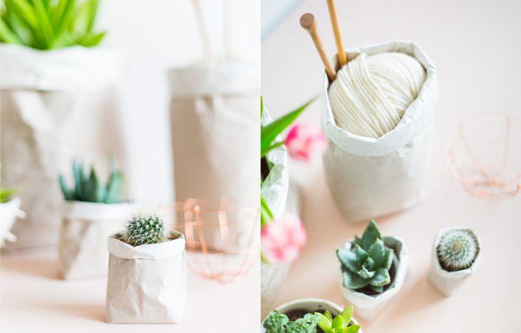 17 migliori idee su sacchetti di carta su pinterest for Sacchetti di carta fai da te