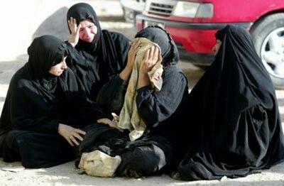 Pray for Iraq