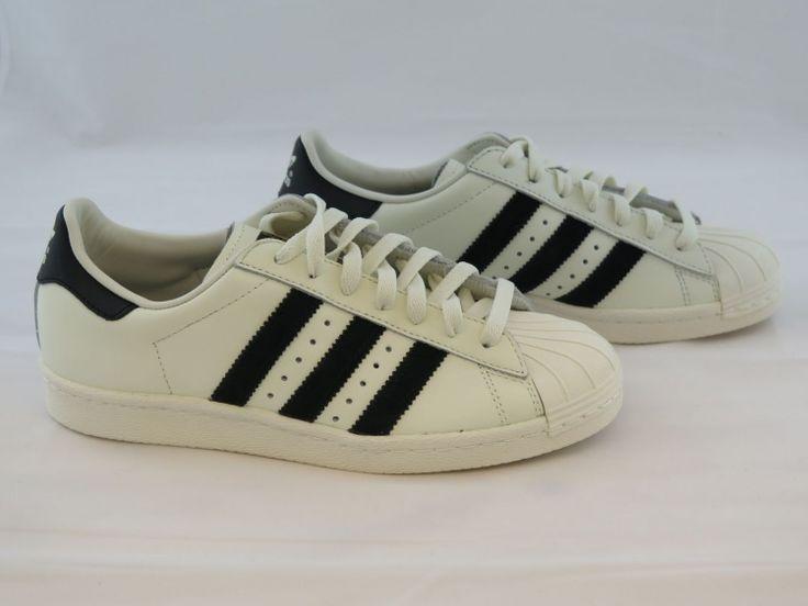Adidas Superstar 80s Dlx , Wit (b25963) - Sneaker Palace