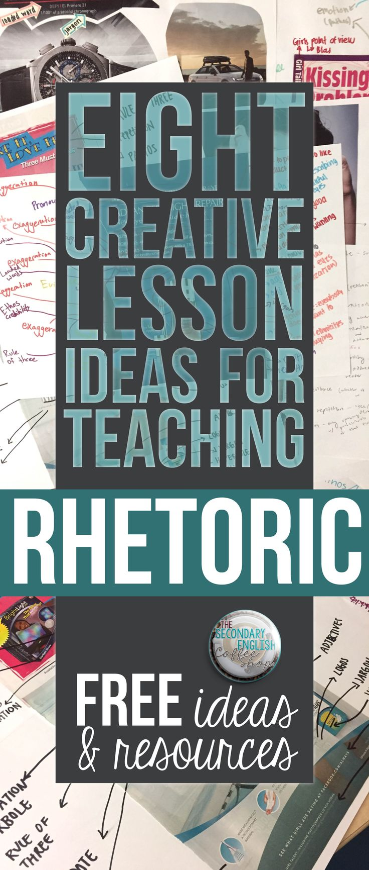 Creative lesson plan ideas for teaching persuasive language and writing.