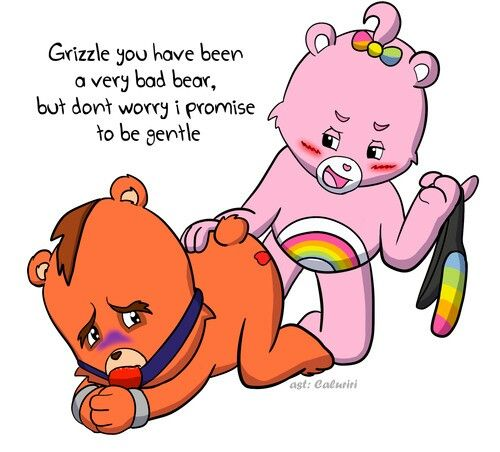from Tyrone care bears gone gay
