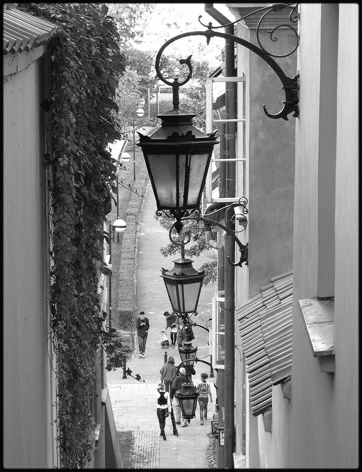 Old Town, Warsaw, Poland. Stunning