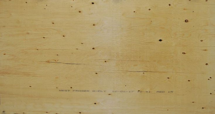 3/4 inches 4 ftx8 ft Standard Spruce Plywood