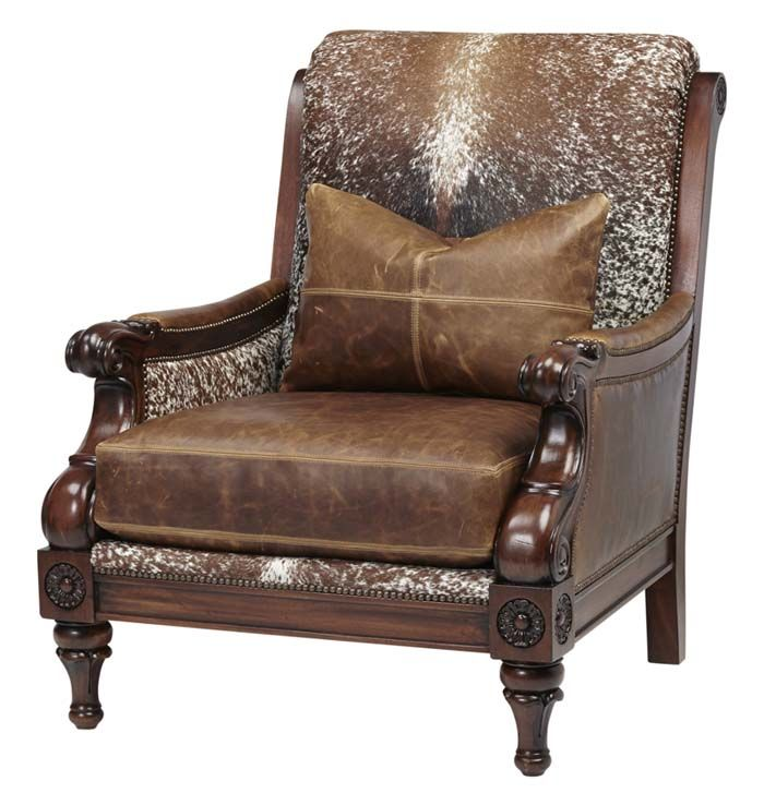 Best 215 Best Images About Western Accent Chairs On Pinterest Nail Head Brown Leather And Dark 400 x 300