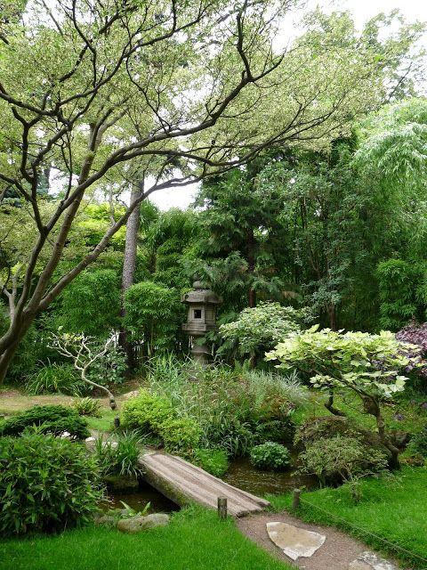 17 best images about my secret garden on pinterest for Zen garden bridge