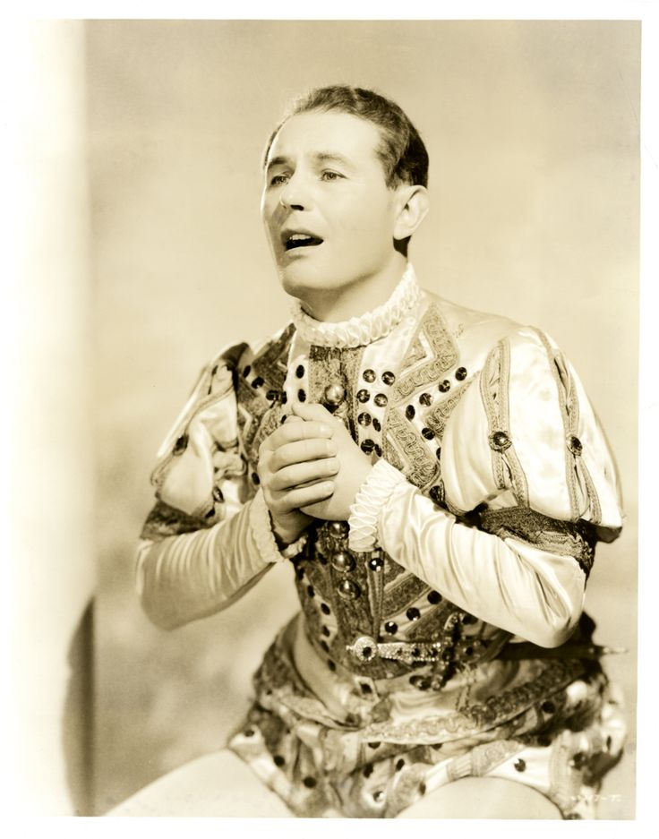Jan Kiepure, one of the greatest tenors ever