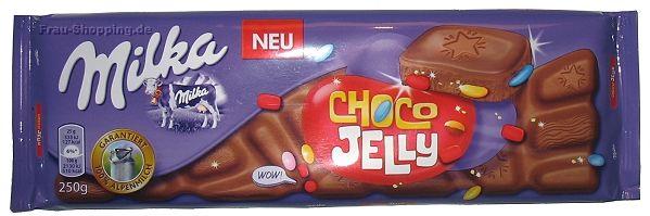Milka Choco Jelly tätäki ois kiva maistaa
