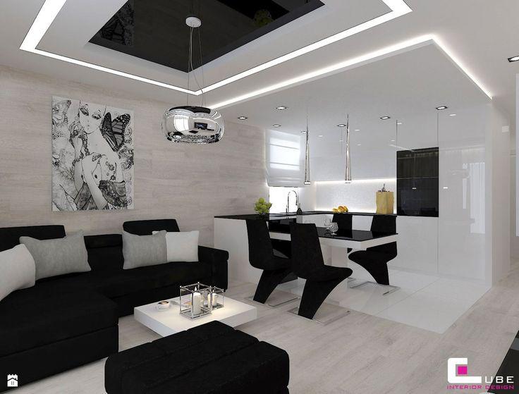 Kuchnia styl Nowoczesny - zdjęcie od CUBE Interior Design - Kuchnia - Styl…