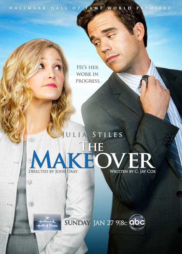 "Its a Wonderful Movie: The Makeover ""Hallmark Hall of Fame"" Movie i love this movie"