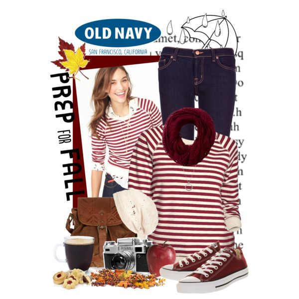"""""""Prep for Fall ~ Old Navy"""" by shakeyd23 on Polyvore"""