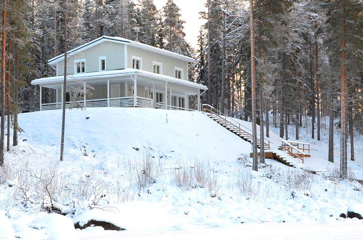Villa Erika in Kainiemi