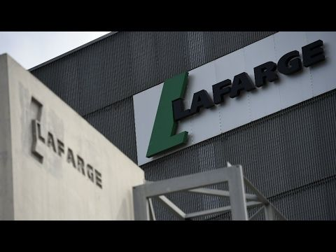 France warns construction firm Lafarge over offer to build Trump's wall - France 24