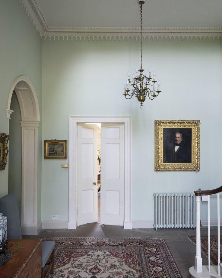 Farrow And Ball Pale Blue Bedroom: 17 Beste Afbeeldingen Over Farrow & Ball Teresa's Green