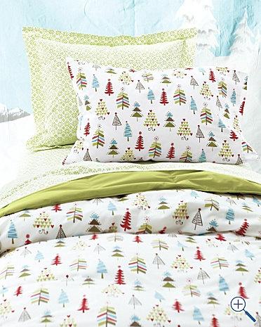 Christmas bedding!   Visit garnethill.com