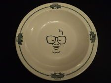 HARRY CARAY'S Restaurant - W. Kinzie Chicago - Pasta Bowl - Sterling China 1990
