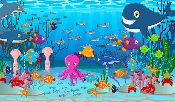 Resultado de imagen para fondo de mar animado png