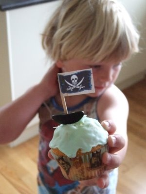 muffins pirat
