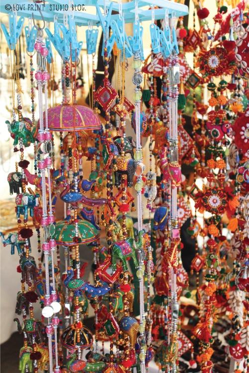 ibiza hippy market - love print studio blog