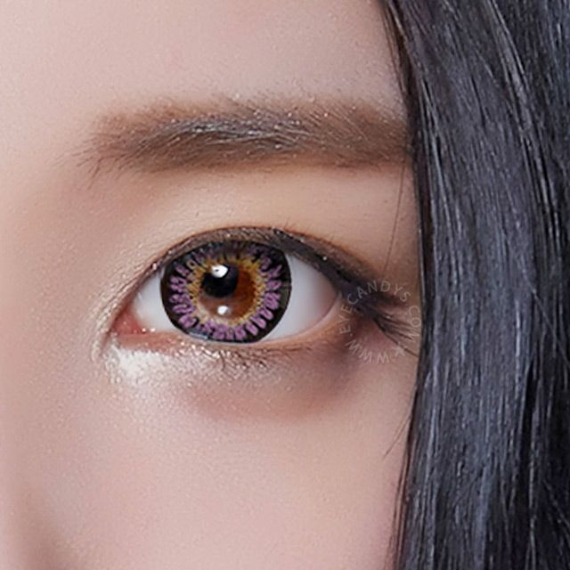 Royal Vision Cinderella Pink  Beauty and function go hand in hand with our Royal Vision Colored Contacts. Shop Now!