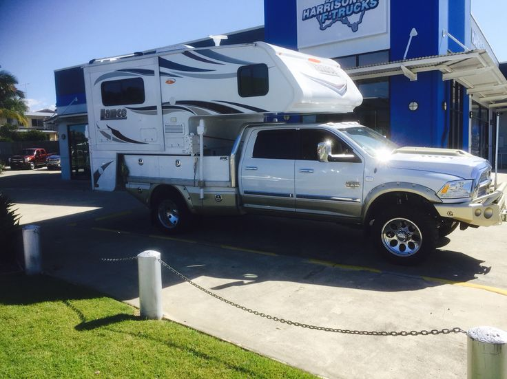 To all of our Queensland customers who have been patiently waiting to view one of our Lance Slide On Campers. We now have our 855S Short Bed camper in display at Harrison Ftrucks. 100 Maroochydore Road Maroochydore.   A lovely bunch over there at Harrison's will gladly help you around this wonderful camper and show you everything you need to know.  Harrison Ftrucks - Building 31 Sunshine Homemaker Centre  100 Maroochydore Road, Maroochydore 4558  Queensland Ph: 1800 FTRUCKS – Fax: (07) 5443…