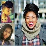 Big Box Braids | Hairstyles 2015, Hair Colors and Haircuts
