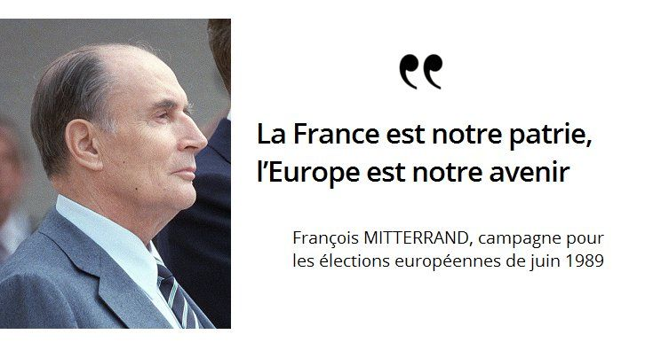 Mitterrand Imagine Son Propre Destin A Travers Une Opposition Irreductible Au Gaullisme Citation Destin Personnage Historique
