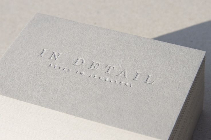 IN DETAIL #print #identity